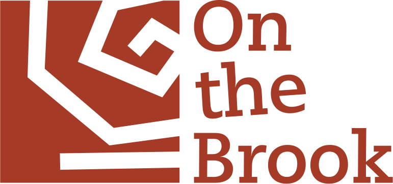 On the Brook logo